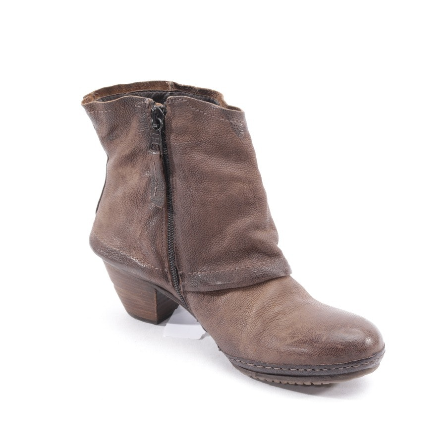 ankle boots from Airstep in brown size EUR 37