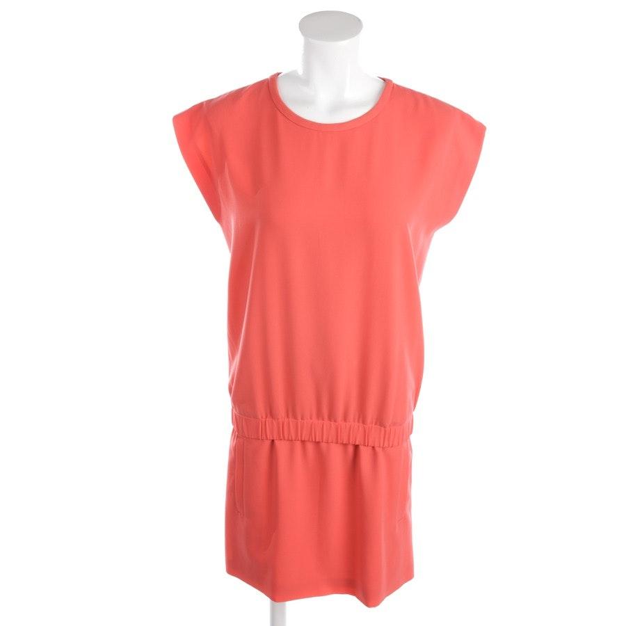 Kleid von Diane von Furstenberg in Korallenrot Gr. 32 US 2