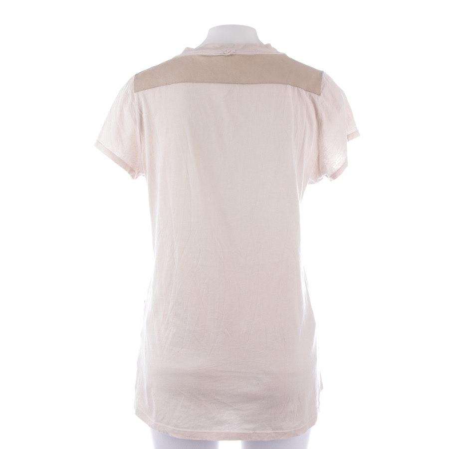 Shirt von Schumacher in Nude Gr. 38 // 3