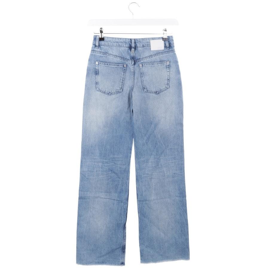 Jeans von Drykorn in Hellblau Gr. W25