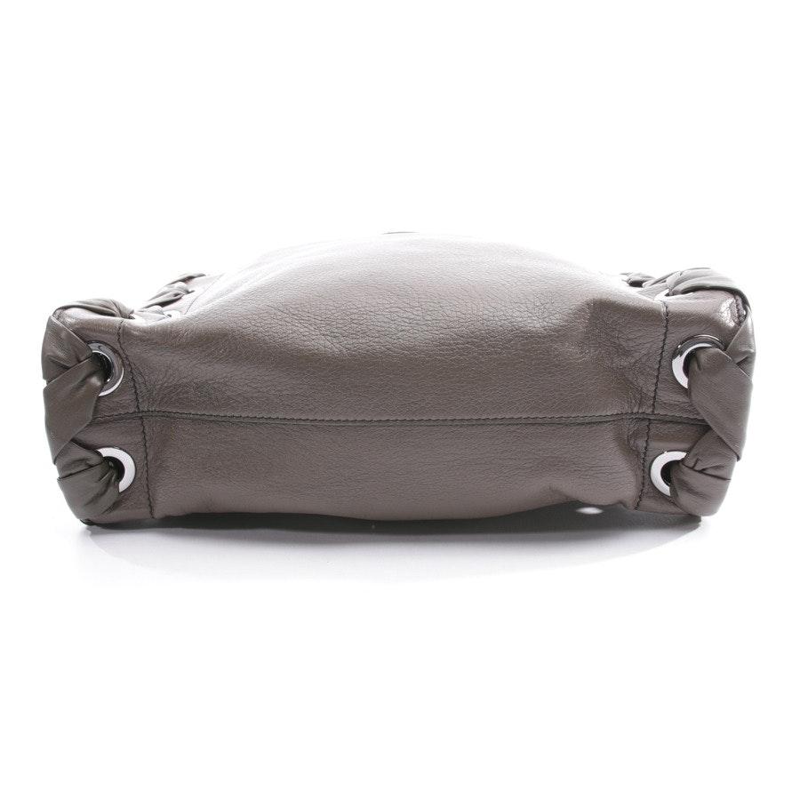 Handtasche von Jimmy Choo in Taupe - Rion