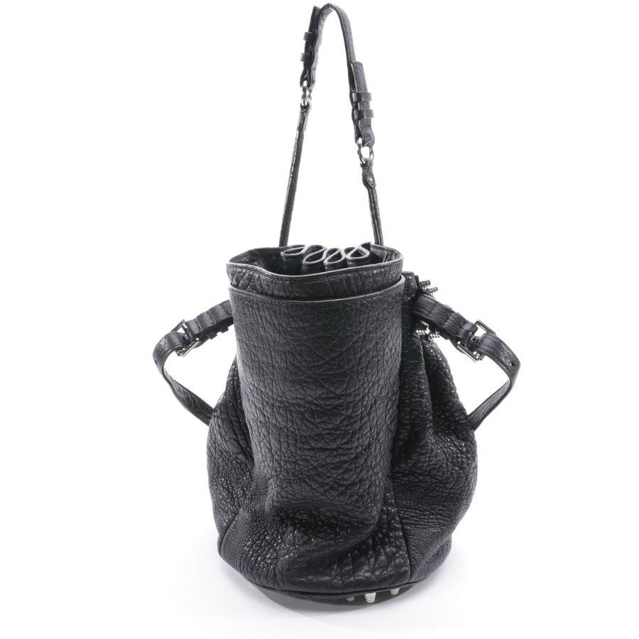 Bucket Bag von Alexander Wang in Nachtblau - Diego