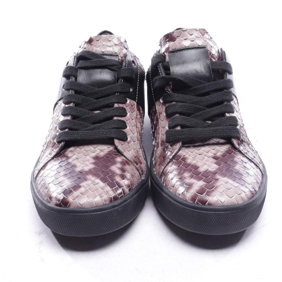 Sneaker von Kennel & Schmenger in Schwarz und Grau Gr. D 40 UK 6,5