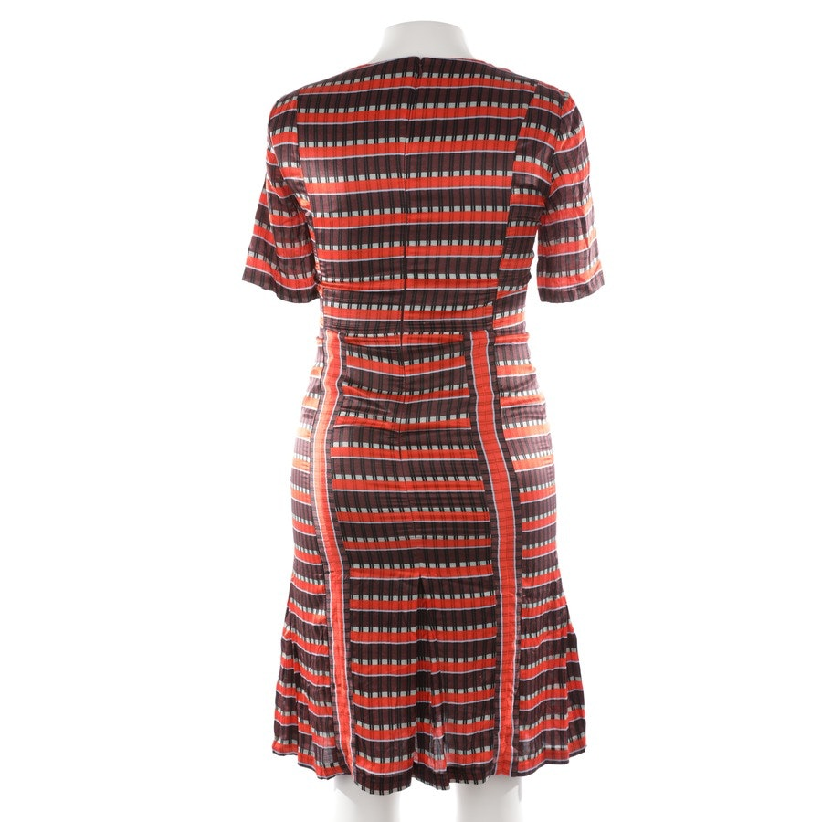 dress from Paul Smith in bordeaux and multicolor size 38 IT 44