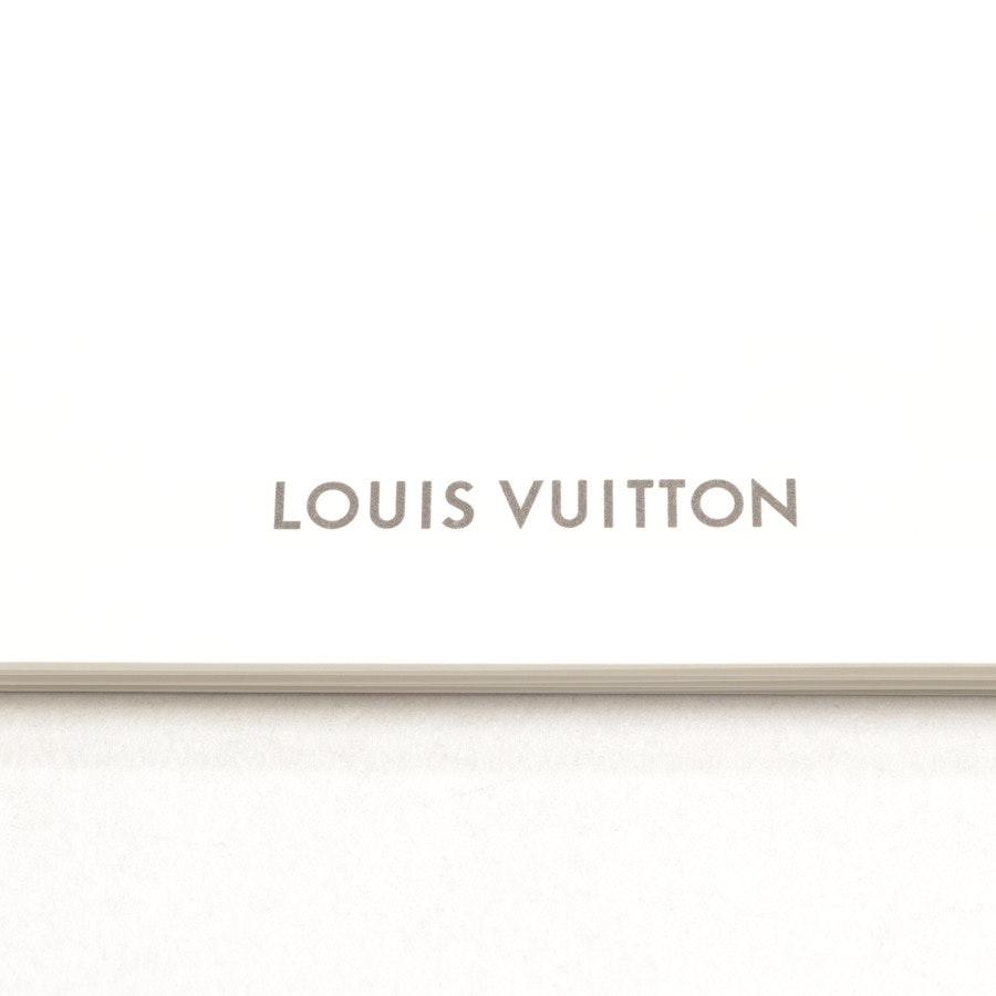 Adressbuch von Louis Vuitton in Weiß und Rot