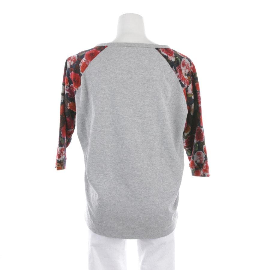 Sweatshirt von Marc Cain Sports in Graumelange und Multicolor Gr. 36 N2