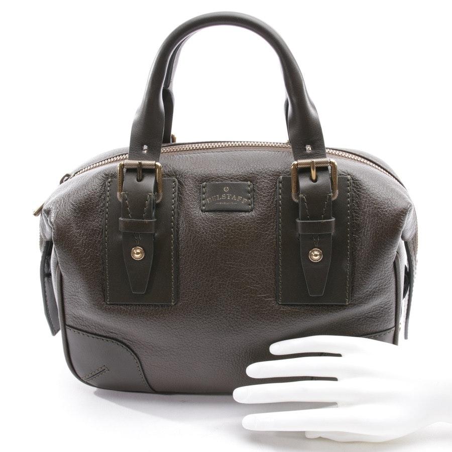 Handtasche von Belstaff in Grünbraun