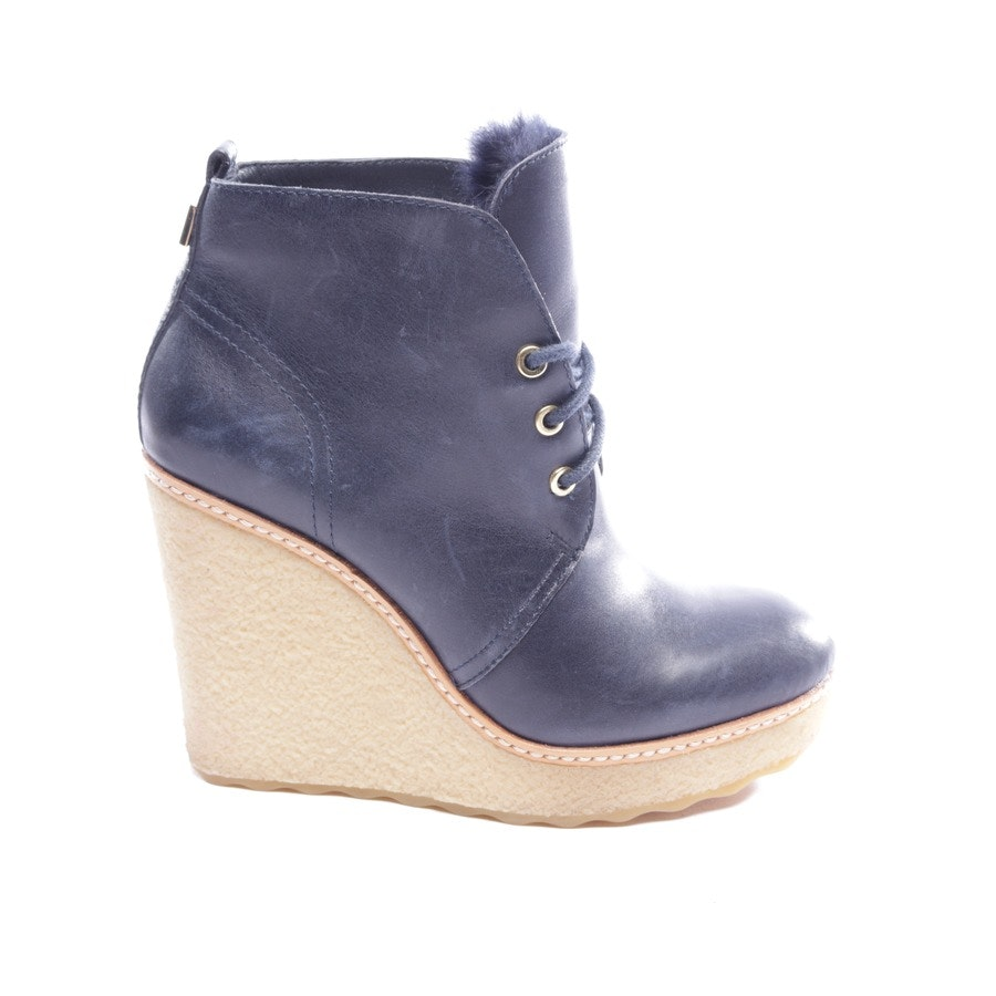 ankle boots from Tory Burch in night blue size EUR 36,5 US 6