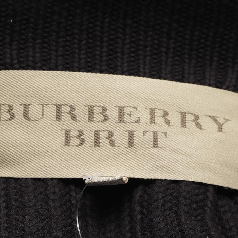 Strickjacke von Burberry Brit in Dunkelblau Gr. M
