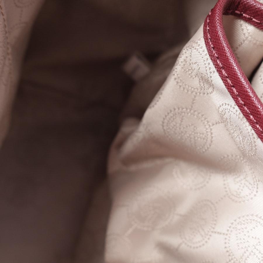 Handtasche von Michael Kors in Weinrot - Sutton