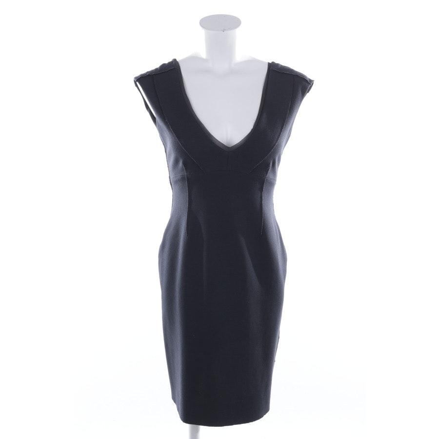 Kleid von Costume National in Dunkelgrau Gr. 36 IT 42