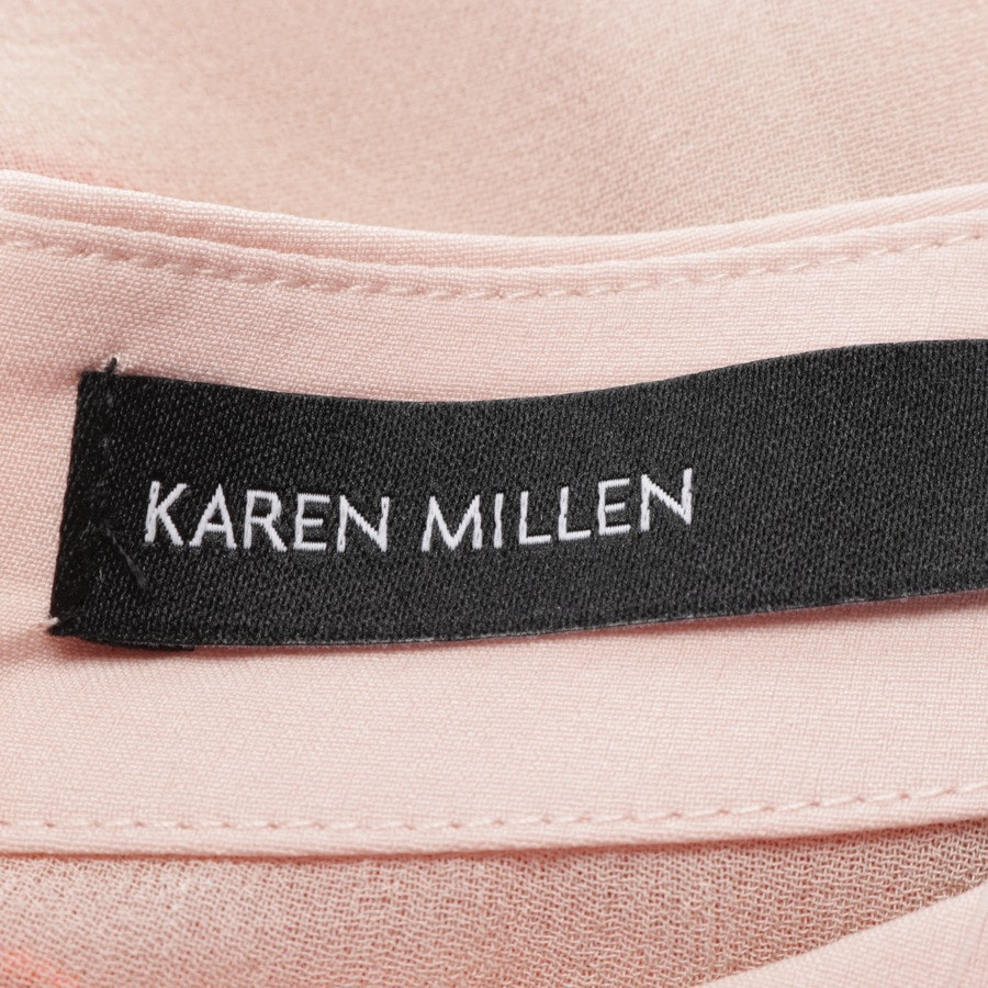 dress from Karen Millen in coral red and pink size 36 UK 10