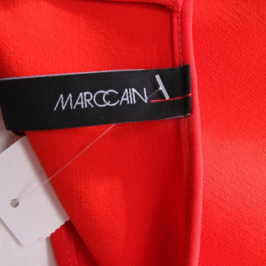 Cocktailkleid von Marc Cain in Rot Gr. 38 N 3 - NEU mit Etikett
