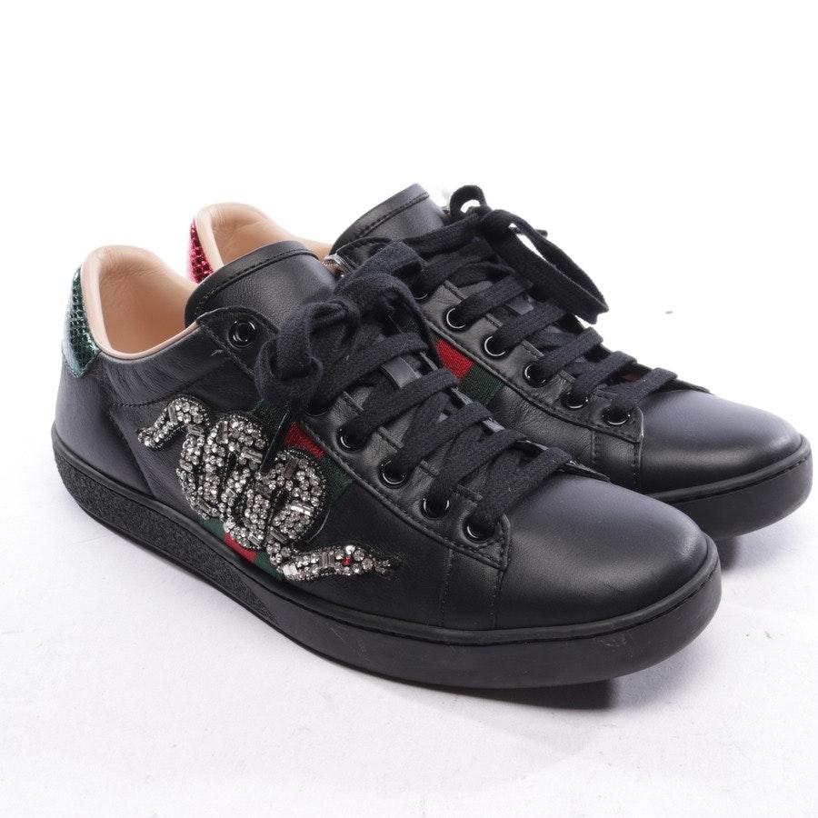 Sneaker von Gucci in Schwarz Gr. D 38 - Ace