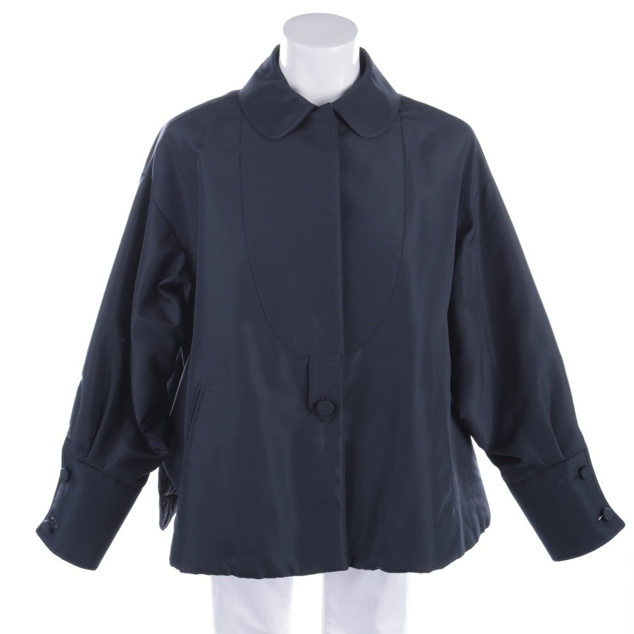 between-seasons jackets from Prada in petrol size 34 IT 40