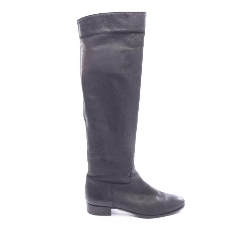 Stiefel von Santoni in Anthrazit Gr. EUR 38