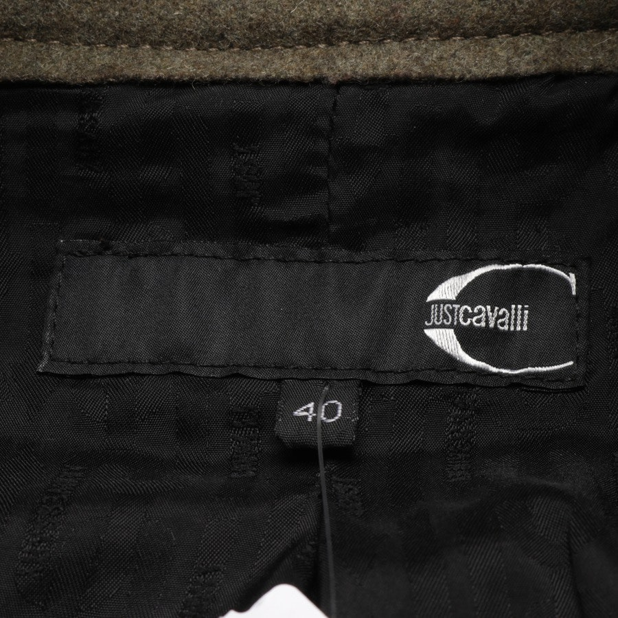 between-seasons jackets from Just Cavalli in forest green size 34 IT 40