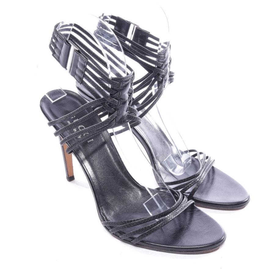 Sandaletten von Gucci in Schwarz Gr. D 37,5