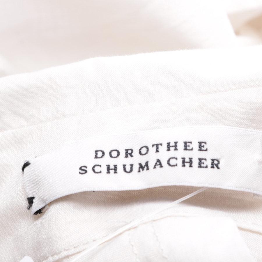 Bluse von Dorothee Schumacher in Beige Gr. 36 / 2