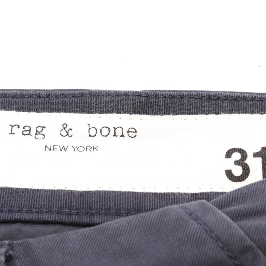 Hose von Rag & Bone in Dunkelblau Gr. W31 - Buckley - Neu