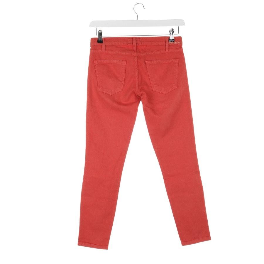 Jeans von Current/Elliott in Orange Gr. W25 - The Stiletto