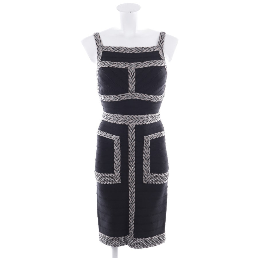 dress from Hervé Léger in black and beige size M