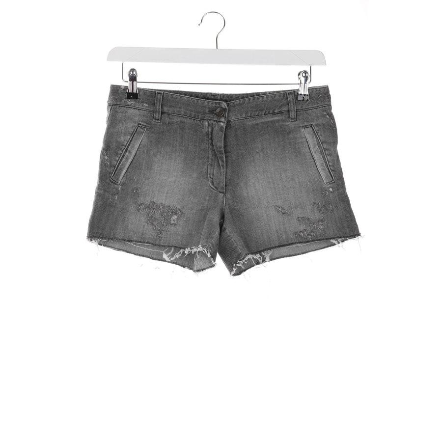 Hot-Pants von Dolce & Gabbana in Dunkelgrau Gr. 36 IT 42