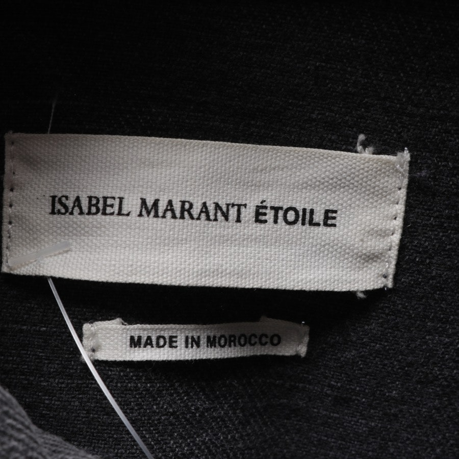 summer jackets from Isabel Marant Étoile in dark grey and multicoloured size 34 FR 36