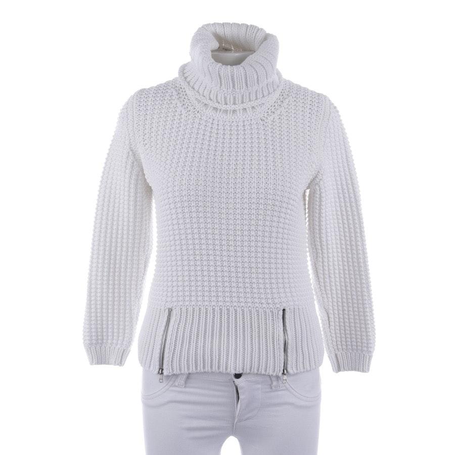 Pullover von Marc Cain Sports in Weiß Gr. S