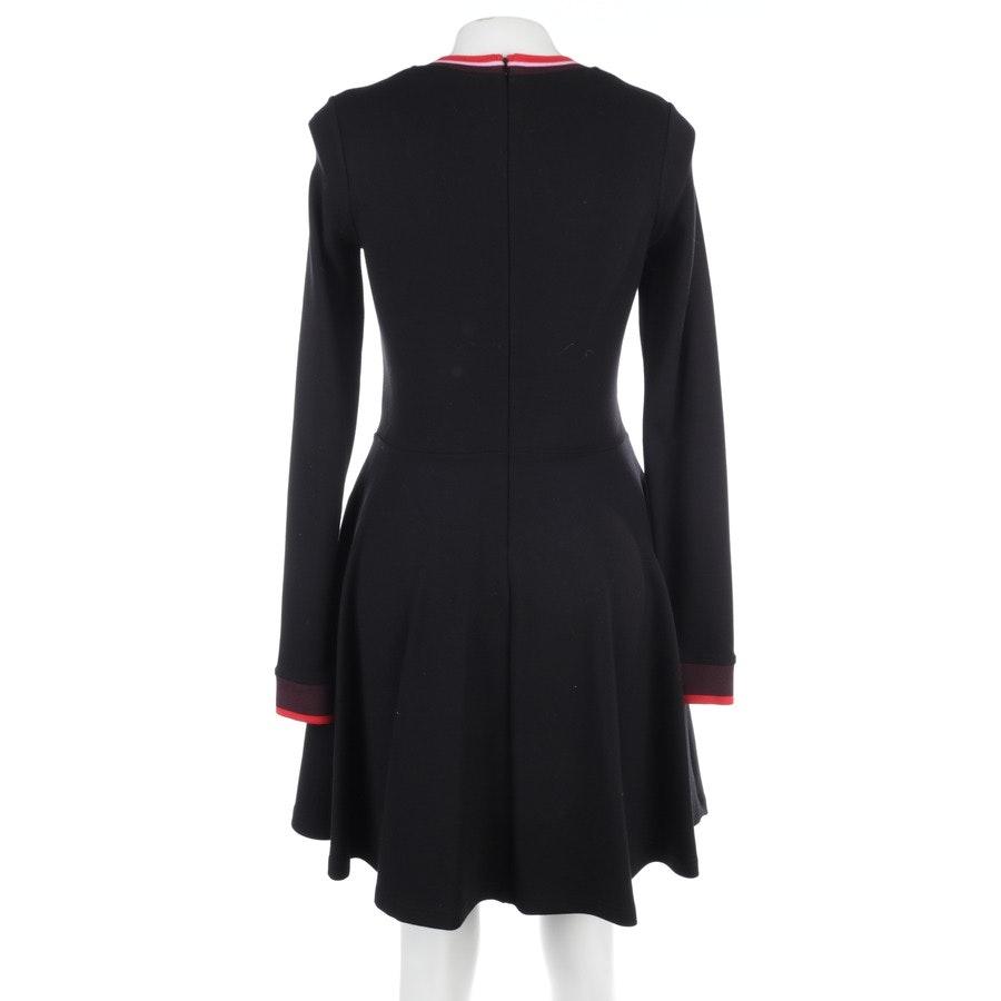 Kleid von Alexander McQueen in Schwarz und Multicolor Gr. M