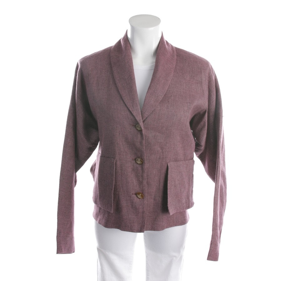 blazer from Vivienne Westwood in pink and black size 34 IT 40
