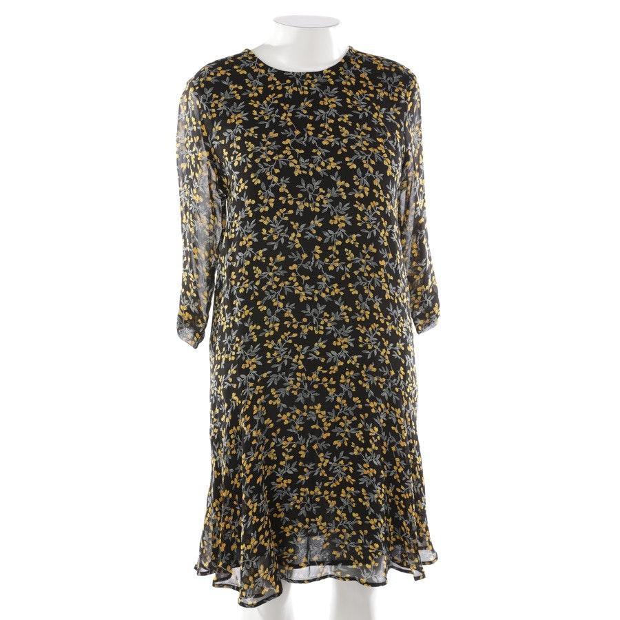 Kleid von Ganni in Schwarz und Multicolor Gr. 38 FR 40 - Neu