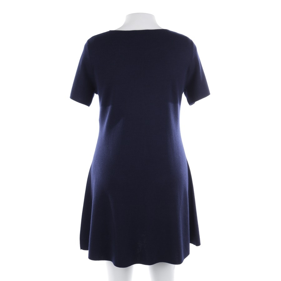 dress from Allude in dark blue size M