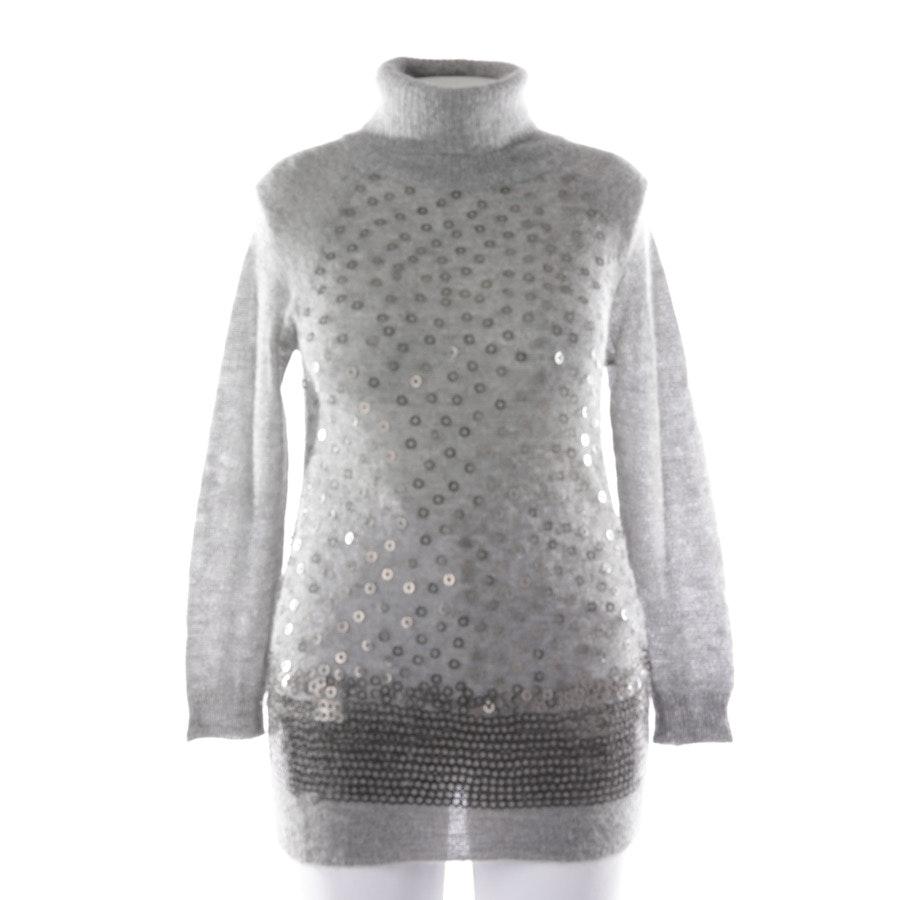 Pullover von Patrizia Pepe in Grau Gr. 36 / 2