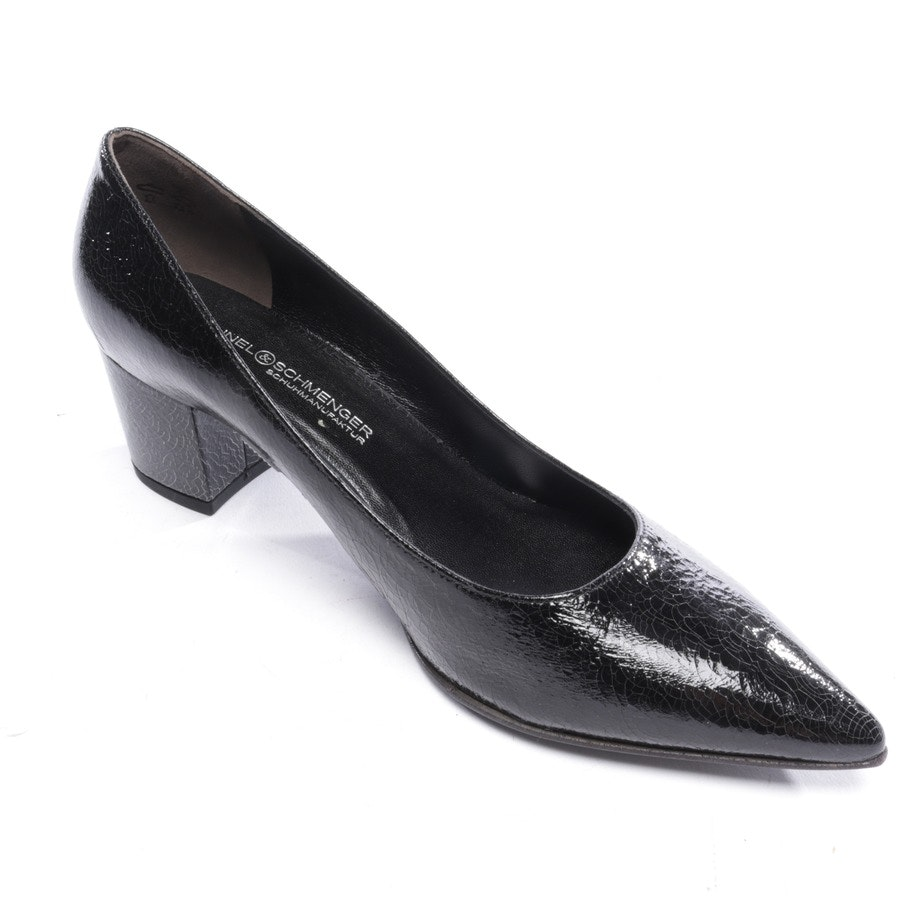 pumps from Kennel & Schmenger in black size D 40 UK 6,5 - new