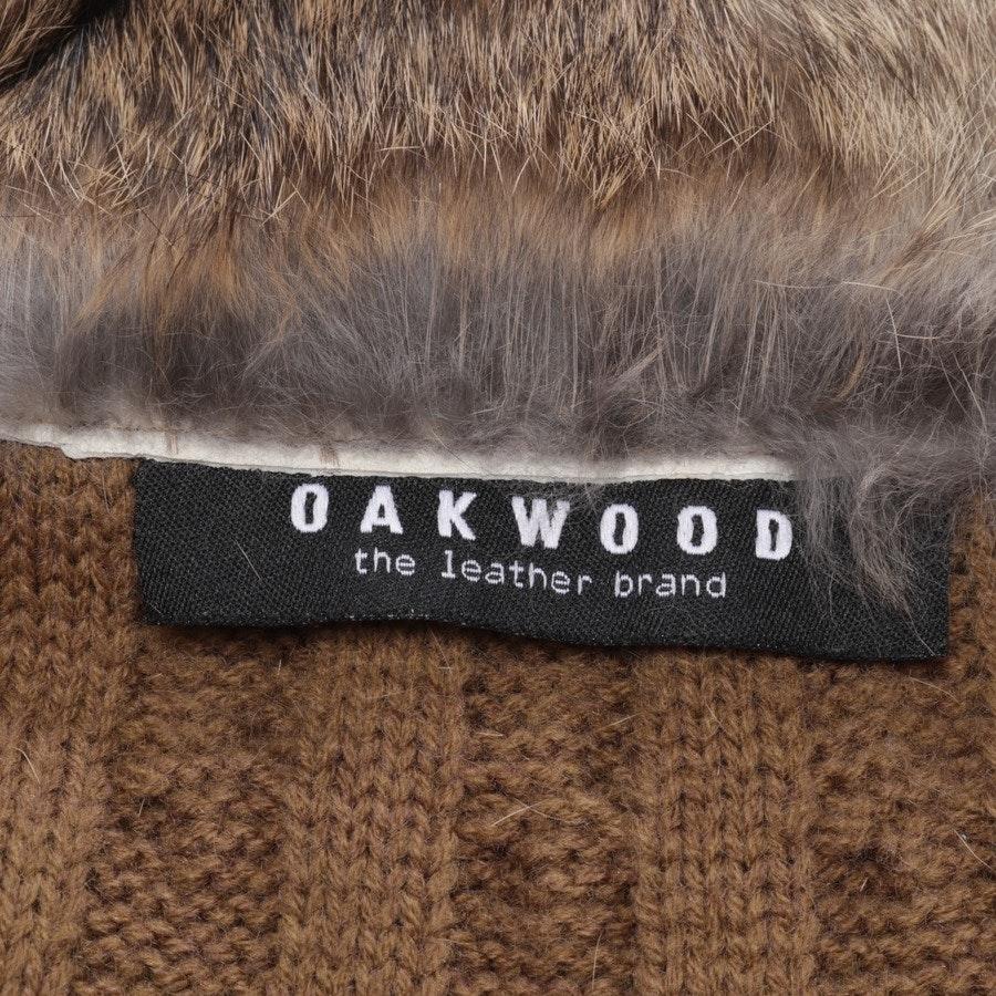 Fellweste von Oakwood in Multicolor Gr. 36 / 2