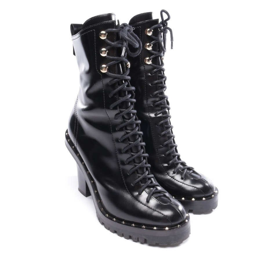 ankle boots from Valentino in black size EUR 38 - rockstud