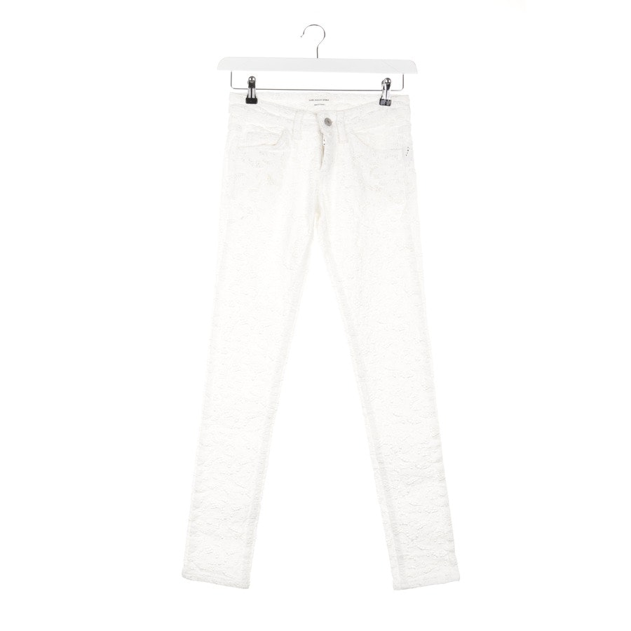 trousers from Isabel Marant Étoile in cream size 32 FR 34
