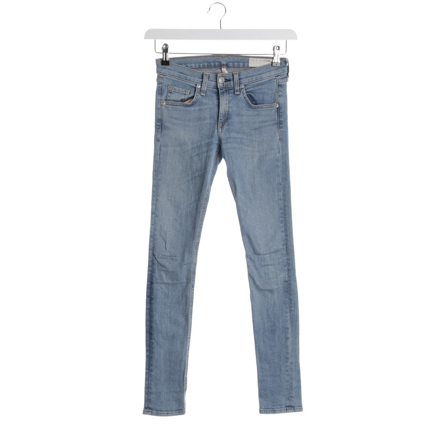 jeans from Rag & Bone in blue size W25
