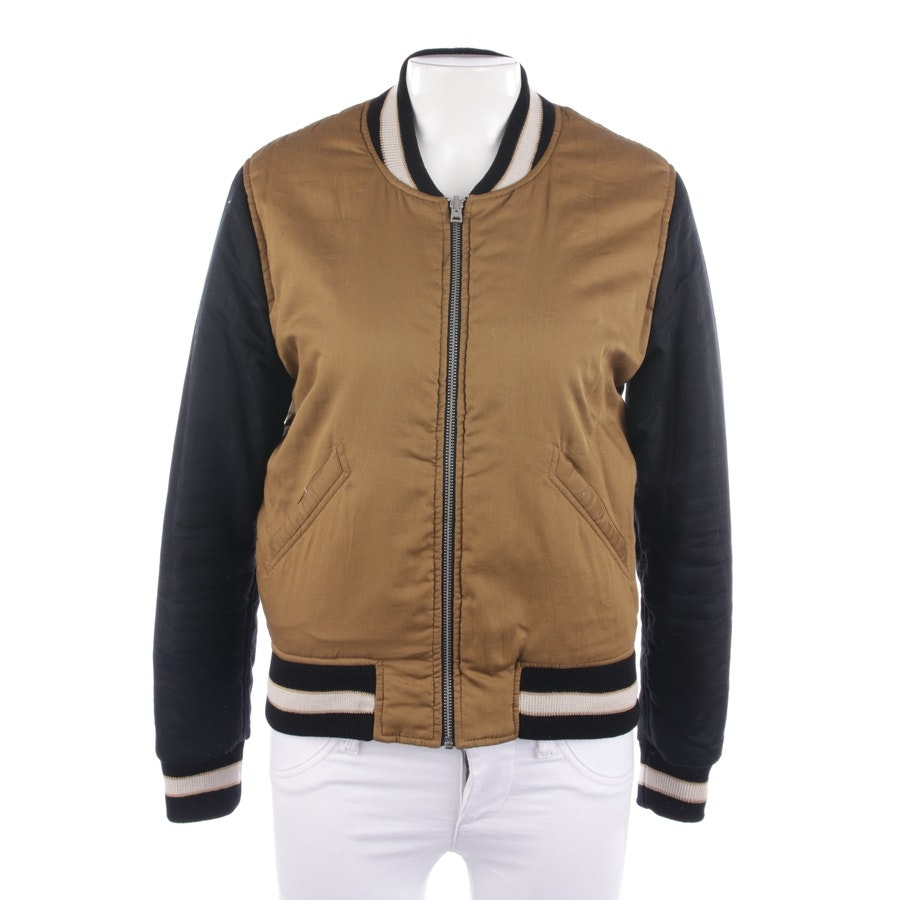 between-seasons jackets from Isabel Marant Étoile in green-brown size 38 FR 40