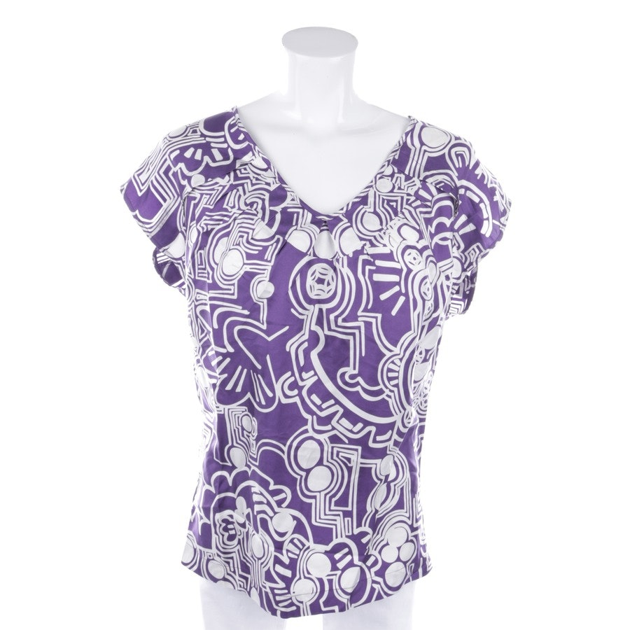 shirts from See by Chloé in violet and white size 36