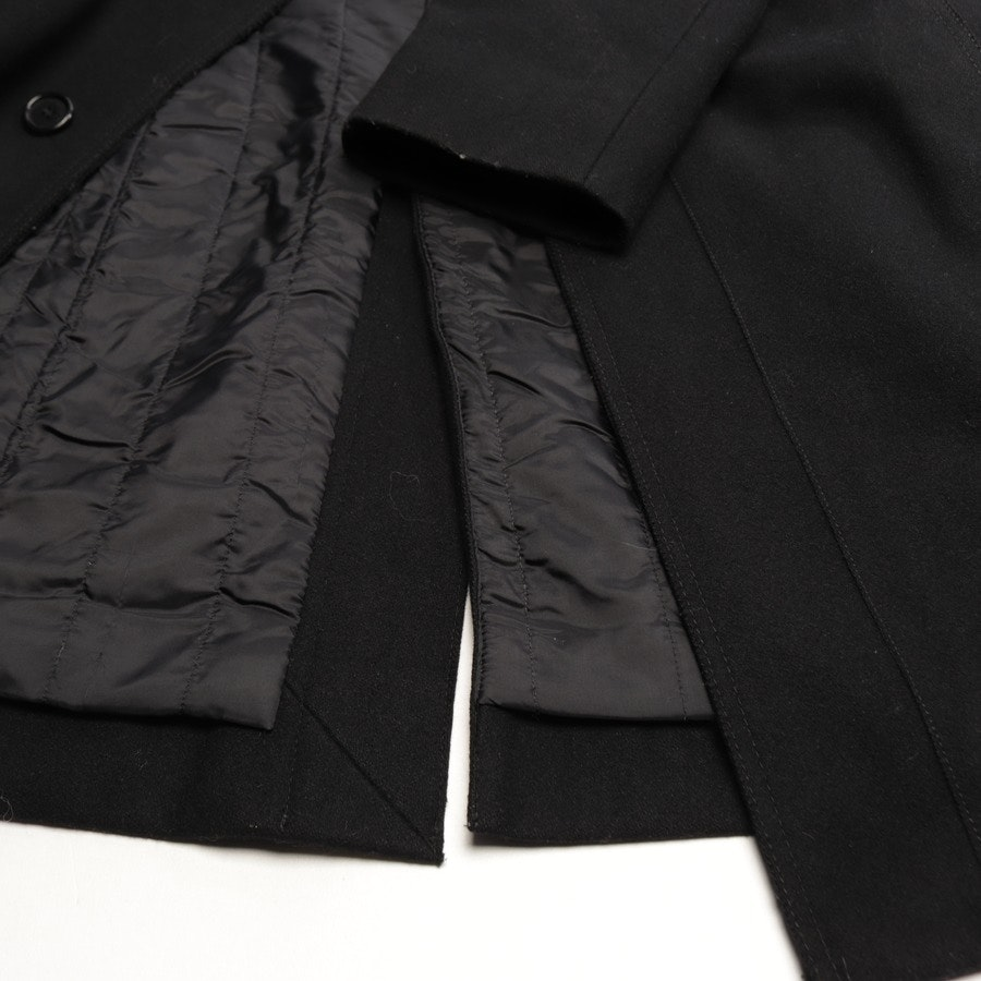 winter coat from Bikkembergs in black size 42 IT 48
