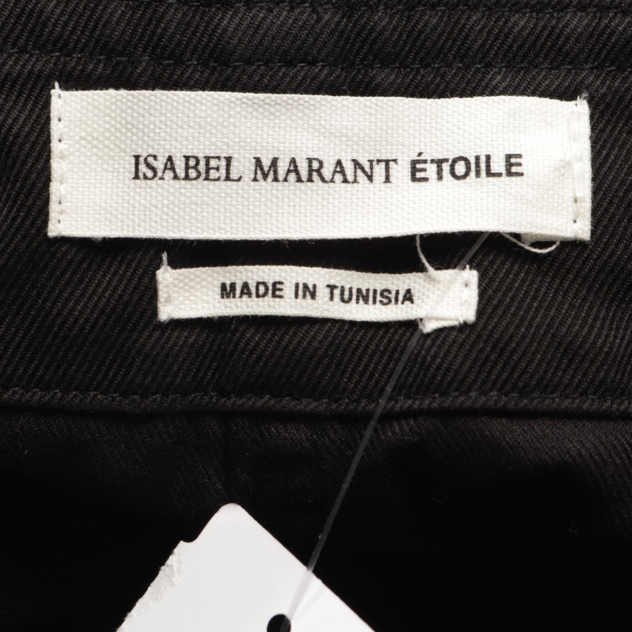 skirt from Isabel Marant in black size 38 FR 40