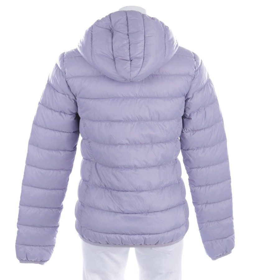 between-seasons jackets from Juvia in lilac size S