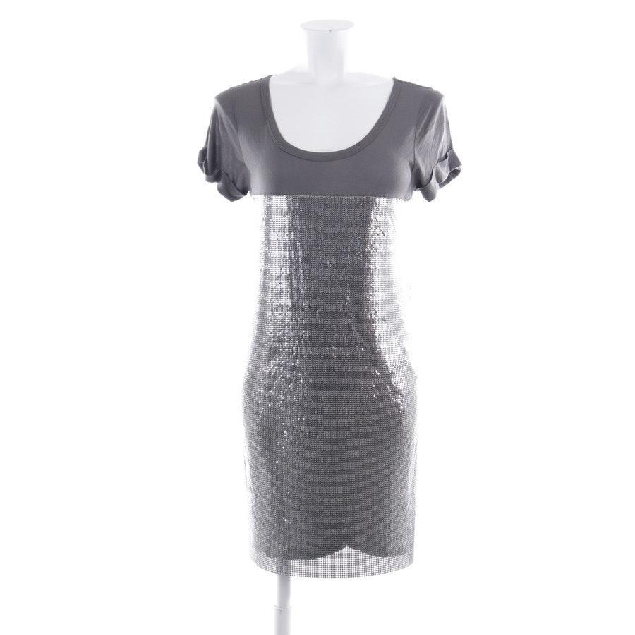 Kleid von Patrizia Pepe in Grau Gr. 36 / 2