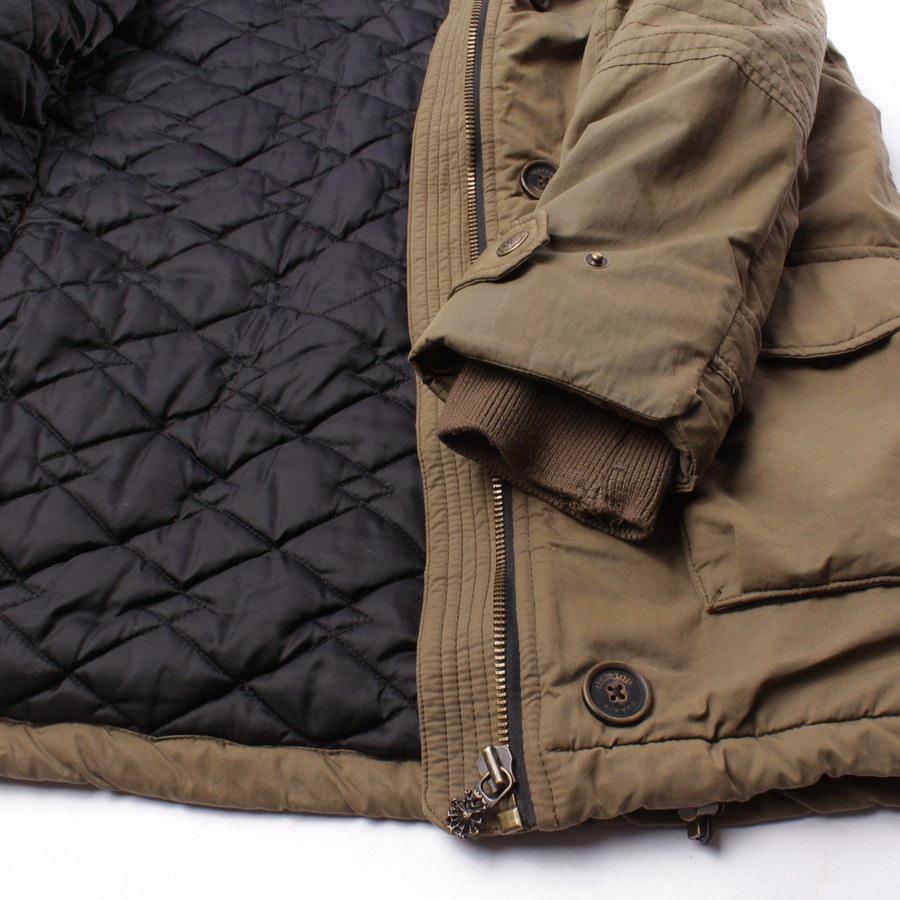 winter coat from Maison Scotch in khaki size DE 38 / 2