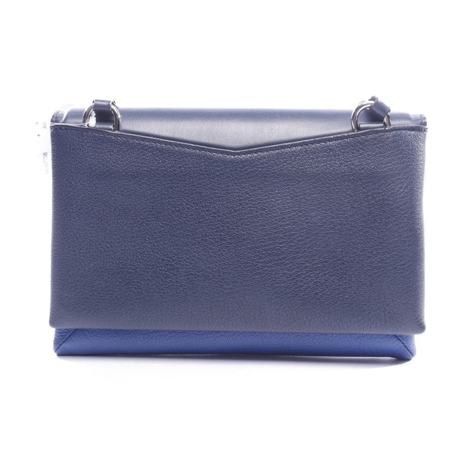 Abendtasche von Givenchy in Blau und Beige