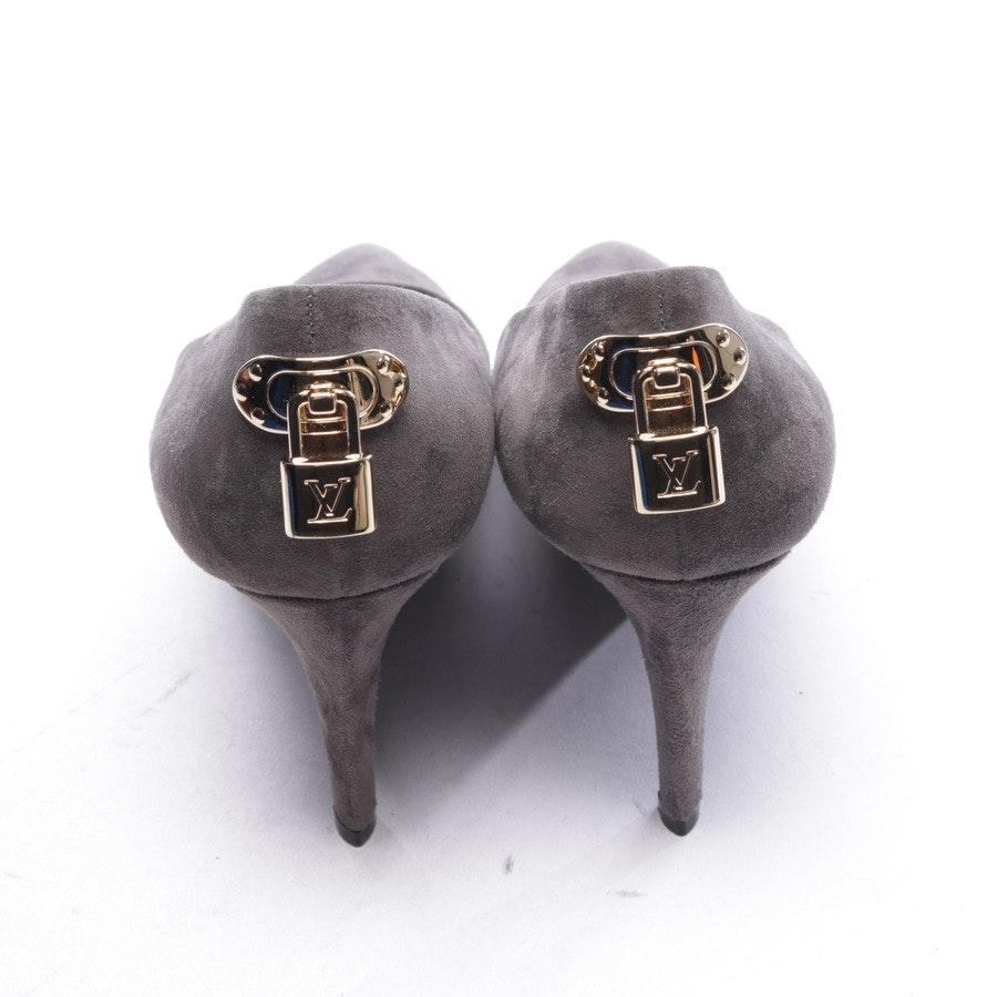 Pumps von Louis Vuitton in Granit Gr. D 41