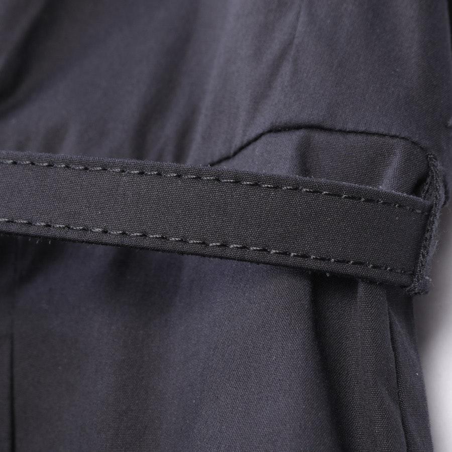 Blusenkleid von Max Mara in Schwarz und Weiß Gr. 38