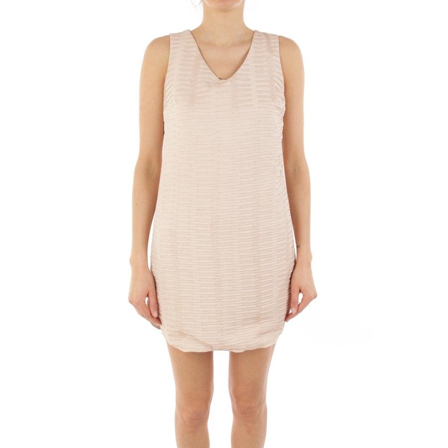 Kleid von Massimo Dutti in Beige Gr. S
